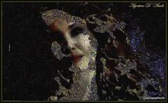 Volto di donna - (2° Elaborazione) - Marzo-2017 (agostinodascoli) Tags: art digitalart digitalpainting photoshop photopainting agostinodascoli nikon nikkor cianciana sicilia creative donna volto