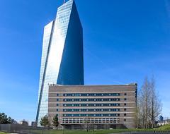 EZB (JohannFFM) Tags: ezb frankfurt ostseite