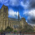 Paris   France  ~  Notre-Dame Cathedral  ~ Cathédrale Notre-Dame de Paris thumbnail