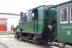 IMGP7795 (Alvier) Tags: schweiz graubünden rhb rhätischebahn landquart hauptwerkstätte tagderoffenentür triebfahrzeuge lokomotiven taufe triebzüge g34