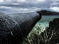 Fire Away @Devonport (christine zenino) Tags: devonport newzealand navy base northheadhistoricreserve