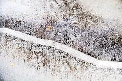 Ghiaccio Astratto 5 - Abstract Ice (Silvio Spaventa - Spav'68) Tags: svizzera suisse cantonticino svizzeraitaliana lavertezzo valverzasca verzasca ghiaccio ice bolle aria bubbles air astratto abstract fineart nature natura freddo cold winter inverno nikon d90 spav68