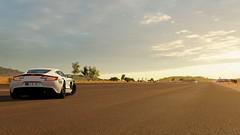 Dubai Police Aston Martin One-77 (nikitin92) Tags: game screenshots vidoegame forzahorizon3 pc dubai police aston martin one77 policecars car racing road