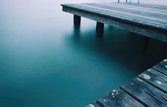 Still Waters (beebziletti1) Tags: water attersee paleblue canon
