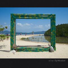 Starfish Island (Eiji Murakami) Tags: philippines palawan hondabay olympus tg4 フィリピン パラワン ホンダベイ starfishisland