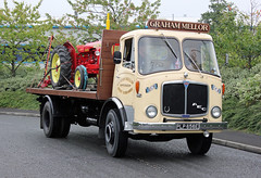 TV012639-Dukinfield. (day 192) Tags: duckinfield woodheadrun roadrun transportrally transportshow lorry lorries wagon truck classiclorry preservedlorry vintagelorry aec mandator aecmandator grahammellor plp656e