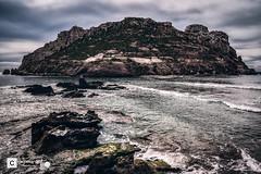 Isla de El Fraile (Miguel Angel Lillo Fotografía) Tags: aguilas murcia españa isla island playa beach mar mediterráneo mediterranean sea seascape nikon d7200 tamron 1750mm28