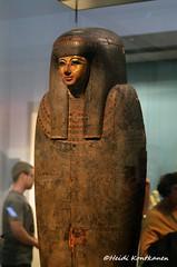 Coffin of Djedkhonsefankh (konde) Tags: djedkhonsefankh 22nddynasty thirdintermediateperiod coffin treasure art ancientegypt hieroglyphs wood gilded
