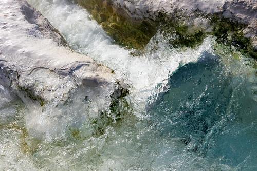 Such warm water