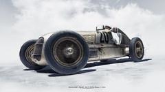 Mercedes Benz W25 1930 (Zuugnap) Tags: tjeulinssen zuugnap cmc mercedesbenzw25 mercedes benz racing formulaone vintage canon5dmarkiii canonef1635mmf28liiusm