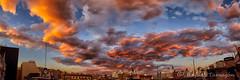 El cielo ardiendo .2017-04-02 20 (RAFATZ) Tags: skyonfire reus rafatz baixcamp tarragona sunset puesta de sol samsunggalaxys6 spain catalunya cataluña s skyline