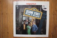 Sesame Street Original Cast Book And Record (Columbia 1970) (Donald Deveau) Tags: record lp vinyl sesamestreet tvshow 1970 bigbird muppets jimhenson soundtrack