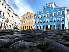 Pelourinho Salvador Bahia EyeEmNewHere Building Exterior Architecture Built Structure Low Angle View Outdoors No People (ktamiozzo) Tags: pelourinho salvadorbahia eyeemnewhere buildingexterior architecture builtstructure lowangleview outdoors nopeople