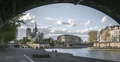 Notre Dame, Paris (Ludo_Jacobs) Tags: paris europe france notredame city travel seine