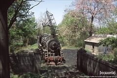2011/4/23 SY1141 Yuxia (Pocahontas®) Tags: sy1141 steam engine locomotive railway railroad rail train film 135film fujifilm provia100 film135