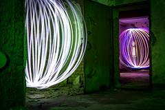 Hohenlychen (jrgweckerle) Tags: canon70d lostplaces lost places weitwinkel verfallen verlassen licht lightpainting lightroom