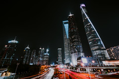 Shanghai, China (yuchengjeng) Tags: shanghai china 上海 a7rii zeiss1635 外灘 bond thebond 東方明珠