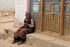 Nepal- Mustang- Tsarang (venturidonatella) Tags: asia nepal mustang tsarang buddhism portrait ritratto gentes people persone nikon nikond300 d300 himalaya