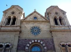 St. Francis Basilica, Santa Fe (honestys_easy) Tags: nm newmexico santafe southwest madrid churches