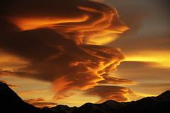 Tramonto (il goldcat) Tags: goldcat cevo tramonto nubi alpi valcamonica valsaviore mountain alp cloud red rosso
