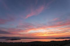 Le tre Isole (Galep Iccar) Tags: isle trasimeno color nature sunset tramonto landscape paesaggio umbria