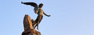 Monumento al Traforo del Cenisio-Fréjus