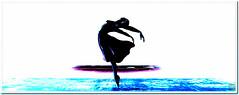 The Flight (Art of Storm) Tags: sl slphoto slphotography secondlife secondlifephoto secondlifephotography art dance dreamy ballerina