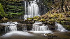 Scaleber Flow - Explored April 2017 (Justin Cameron) Tags: lee neutraldensity canonef1635mmf4lisusm waterfall longexposure ndfilter le canon5dmkiii ribblesdale scaleberforce yorkshiredales leelittlestopper