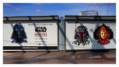 Star Wars Identities (Gretsch*) Tags: london londres angleterre england leicam240 leicasummicron35mmf20asph starwars starwarsidentitiesexhibition o2london leicamptyp240
