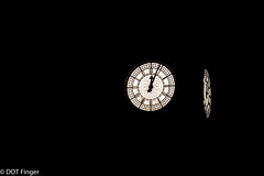 A Day A Picture A Story (DOT finger) Tags: night londres urban dark bigben clock nuit city urbain
