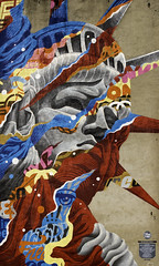 Liberty (MikhailNY) Tags: new york city statue liberty mural china town little italy sony a6500 sigma 1850mm f28 ex dc macro hsm