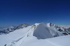 Bernina, Piz Palü 3882m (czpictures) Tags: bernina piz palü mountains ski touring switzerland glacier mountaineering alpinism diavolezza morteratsch