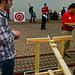 Precision launcher teams take aim as GE judges look on.