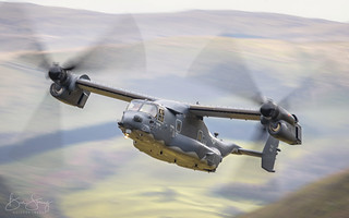 USAF Bell Boeing CV-22B Osprey 11-0054
