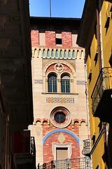 1687 (William Sc) Tags: locarno ticino switzerland svizzera building fassade
