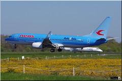 Boeing 737-86N(WL), Neos, I-NEOS (OlivierBo35) Tags: nte nantes spotting b737 boeing neos
