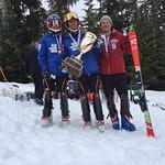 Men's 2017 BC Cup top three