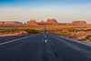 Highway 163 (Daxis) Tags: 163 desert highway highway163 milemarker13 monumentvalley summer sunrise unitedstates usa utah