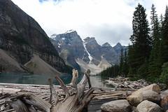 Moraine Lake, Banff National Park (Alberta, Canada) (Marianna Rios Franco) Tags: banffnationalpark morainelake alberta canada