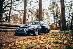 Lexus is250 Fsport with nx300h grill conversion (RHiensch) Tags: lexus is250 fsport nx300h grill airlift air lift performance airliftperformance 3h airlift3h work wheels workwheels meisters jdm breakfvst