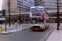 GM BUSES NORTH 5317 D317LNB (bobbyblack51) Tags: gm buses north 5317 d317lnb mcw metrobus northern counties ncme greater manchesterbuses manchester1994