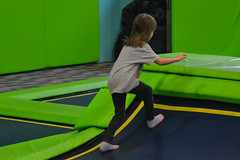 Fun at UPlay (Vegan Butterfly) Tags: indoor playground playpark people kids children play playing fun exercise homeschool homeschooling trampoline trampolines jump jumping
