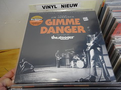 Gimme Danger OST LP bij Plato Deventer (willemalink) Tags: gimme danger ost lp bij plato deventer mosrite