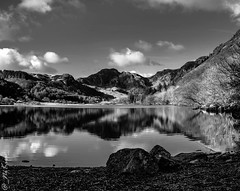 2017_WALES (_NiKiri_) Tags: anseladams wales cymru reflection cloud
