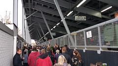18-03-2017 Fulham - Wolverhampton Wanderers @ Craven Cottage (Ezra070) Tags: 18032017fulhamwolverhamptonwandererscravencottage cravencottage ffc fulham fulhamfc wolves wolverhamptonwanderers londen london 13032017 bishopspark riverthames football soccer voetbal fussball fusball stadion stadium tribune