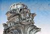 Tower (Terry Pellmar) Tags: texture digitalart fractals mandelbulber tower