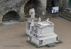 009 Terrace of Marcus Nonius Balbus, Herculaneum (tobeytravels) Tags: herculaneum marcusnoniusbalbus terrace