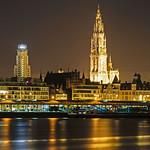 Antwerp Skyline - Long Exposure thumbnail