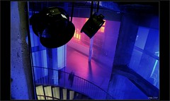 Bienvenu en Enfer..... (mamasuco) Tags: nikon d7000 paris exposition palaisdetokyo dodisturb