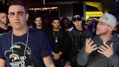 Intense Moments In Battle Rap Pt. 1... (battledomination) Tags: intense moments in battle rap pt 1 battledomination domination battles hiphop dizaster the saurus charlie clips murda mook trex big t rone pat stay conceited charron lush one smack ultimate league rapping arsonal king dot kotd freestyle filmon